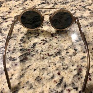 Celine Accessories - Celine Round Sunglasses